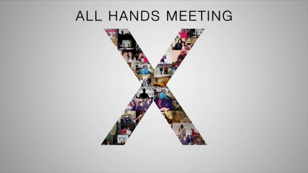 All Hands Meetings Roma Moulding Picture Frames