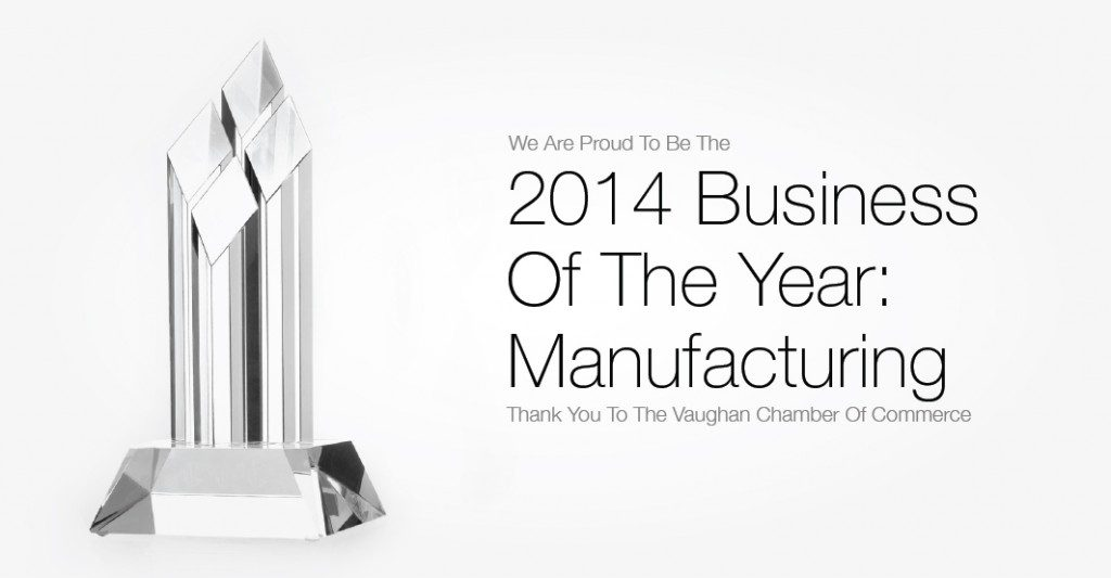 2014 Manufacturing Business of the Year