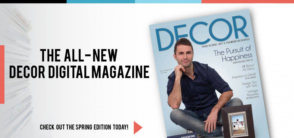 We honoured to be featured in the latest issue of Decor Magazine.