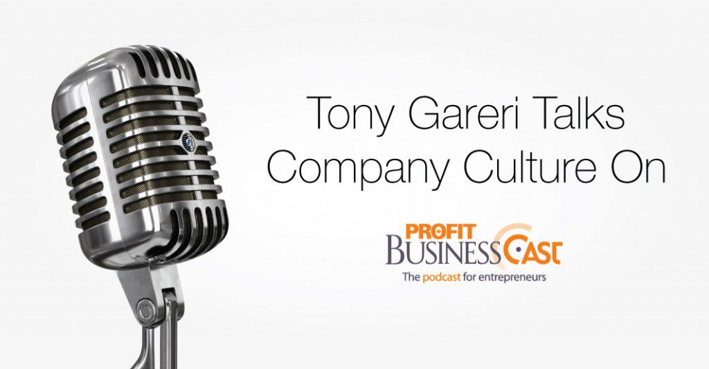 Roma Moulding CEO Tony Gareri is proud to be featured on BusinessCast!