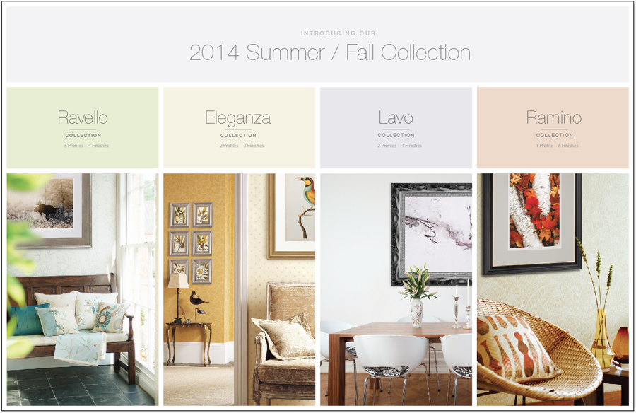 Our 2014 Summer / Fall collection is now available!
