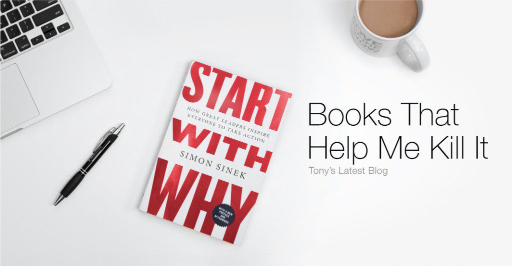Check out Roma Moulding CEO, Tony Gareri's thoughts on his favorite books.