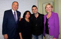 Speakers at Recharge 2014 included Charles Brown, Naseem Somani, Tony Gareri and Glain Roberts-McCabe.