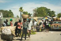 Pictures from Roma Wish Mission Haiti.