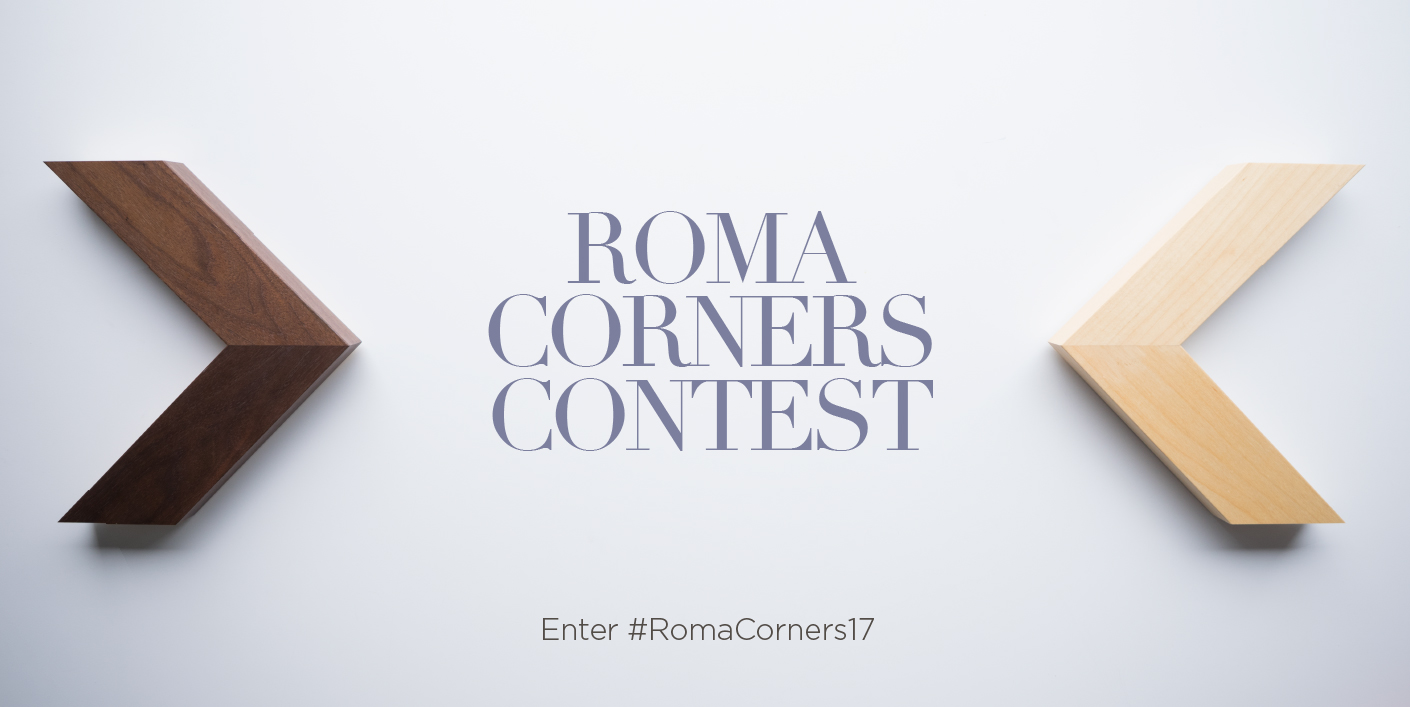 Roma Corners Contest 2017: The Art of Custom Framing - Roma Moulding ...